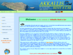 Akkallis, Rent a Car, Chania, Car Rentals in Chania, Crete, rent a car agia marina, chania rent a ...