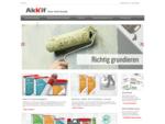 Akkit - Ihr Partner für Fliesenchemie im Trockenbau - Fliesen mit Akkit