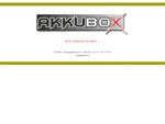 AKKUBOX - Batterien vom Profi - Graz -