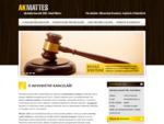 O advokátní kanceláři - AK Mattes