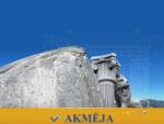 Akmėja - granito trinkelės, grindinio akmuo, laiptai ir takeliai, apaila