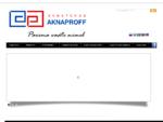 Avaleht - Aknaproff