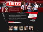 Zespół Akord z Lublina gwarantuje swietną zabawę weselą na najwyższym poziomie!