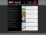 AKPdesign - innovation og velfaelig;rdsdesign