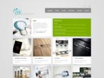 AKsolution - Interneto svetainių kūrimas. Firminio stiliaus dizainas, programavimas. Vizuali rekl