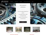 Pramonės įrengimų projektavimas ir gamyba - Pagrindinis