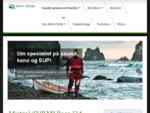 Kajakk og kano nettbutikk