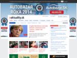 Aktuality. sk - aktuálne spravodajstvo