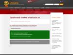 Ste majiteľom tejto domény Objednajte si k nej webhosting. Zaparkovaná doména aktualizacia. sk