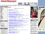 Aktuell Motorsport - Dagens nyheter