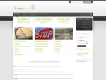 Akt'Urbain - panneaux de signalisation mobilier urbain pour entreprises, collectivités, syndicats