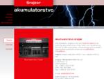Akumulatorstvo Grajzar - prodaja, popravila in servis akumulatorjev