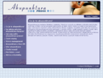 Akupunktura Praha - Co je to akupunktura