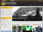 Akustika Pirman - Ozvočenje, Osvetlitev prireditev, Alu konstrukcije