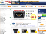 AKUSTIKA. EE. - E-Pood, autostereod, multimeedia, gps seadmed, videoregistraatorid (DVR)