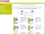 ALCLEAR Online Shop - Vertriebspartner A. Lambrecht