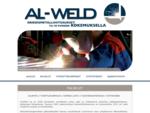 AL-Weld Oy | Alumiinihitsauspalvelut laadukkaasti, varmasti ja nopeasti