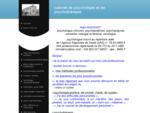 Alain Naissant - Cabinet de psychologie à POISSY