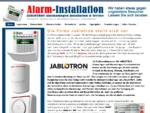 JABLOTRON Fachhandel und Alarmanlagen-Errichterbetrieb in Hamburg