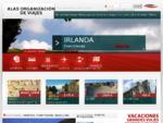 Alas Organizacioacute;n De Viajes - Agencia de viajes Villareal (Castellon)
