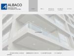 ALBACO | Projekcia | Projektovanie stavieb | Projektová činnosť | Stavba | Rodinný dom | Bytov