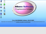 Albanosoftware. it Creazione e sviluppo software su misura
