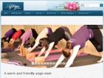 Meet our friendly team At the Albany Yoga Room we have teachers with training and experience in vari