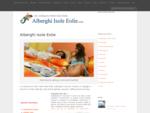 alberghi eolie lipari salina vulcano alicudi filicudi panarea stromboli mare sicilia hotel bed and ...