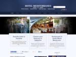 Hotel sul mare in Sardegna | Hotel Mediterraneo