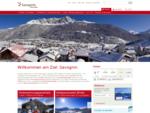 Winter - Ferienregion Savognin Bivio Albula