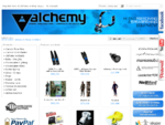 alchemy - Advanced Freediving Spearfishing Equipment - Carbon Fiber Fins - Carbon Fiber Blades - ...