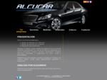 Alcucar | Alquiler de coches para bodas, celebraciones, eventos y viajes