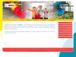 Sale zabaw Witamy na stronie firmy ALDANI - polskiego przedsiÄbiorstwa zajmującego siÄ produkcją