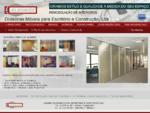 Aldimec, Remodelação de Interiores, Divisórias para Escritórios - Móveis por medida