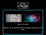 Discotheek Restaurant d39;Ald Wal