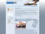 Beveilingsbedrijf Alert Security Bewaking en beveiliging regio Zuid Holland Zuid