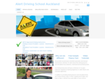 Alert Driving School Auckland - Alert Driving School Auckland - Driving Lessons and Simulated Test .