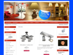 AleŚwiatło - internetowy sklep z oswietleniem, lampy Bodek, Solar, Alfa, Luminex i inne