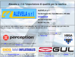 ALEVELA srl, Importatore Gul Italia, Red Paddle SUP, Excel Tender e Gommone, Perception Kayaks,