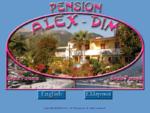 Pension Alex Dim, Holidays in Scala Potamia, Thassos - Greece