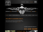 Alexandra Health - chiropractic, physiotherapy, acupuncture and massage therapy services, Alexand