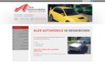 Alex Automobile in 35447 Reiskirchen – Autohändler bei Gießen