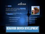 alexo web development gt; Drupal, PHPMySQLAJAX, XHTMLCSSjQuery, web design, project consulting