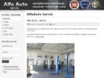 Alfa Auto servis
