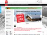 Sportovní a outdoorové vybavení | Alfa-sport. cz
