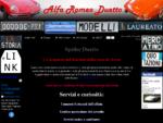 Alfa romeo spider duetto - Osso di seppia - Coda tronca - Aerodinamica - Ultima - Duettottanta