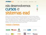 Alfama EAD - Nós desenvolvemos cursos e sistemas EAD.