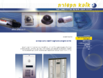 אלפא תקשורת - אינטרקום ודלתות כניסה