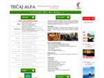 Tečaj Alfa - župnijski program za evangelizacijo.