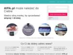 Alfik. pl może należeć do Ciebie